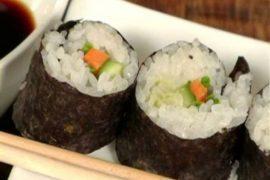 סדנת סושי צמחוני