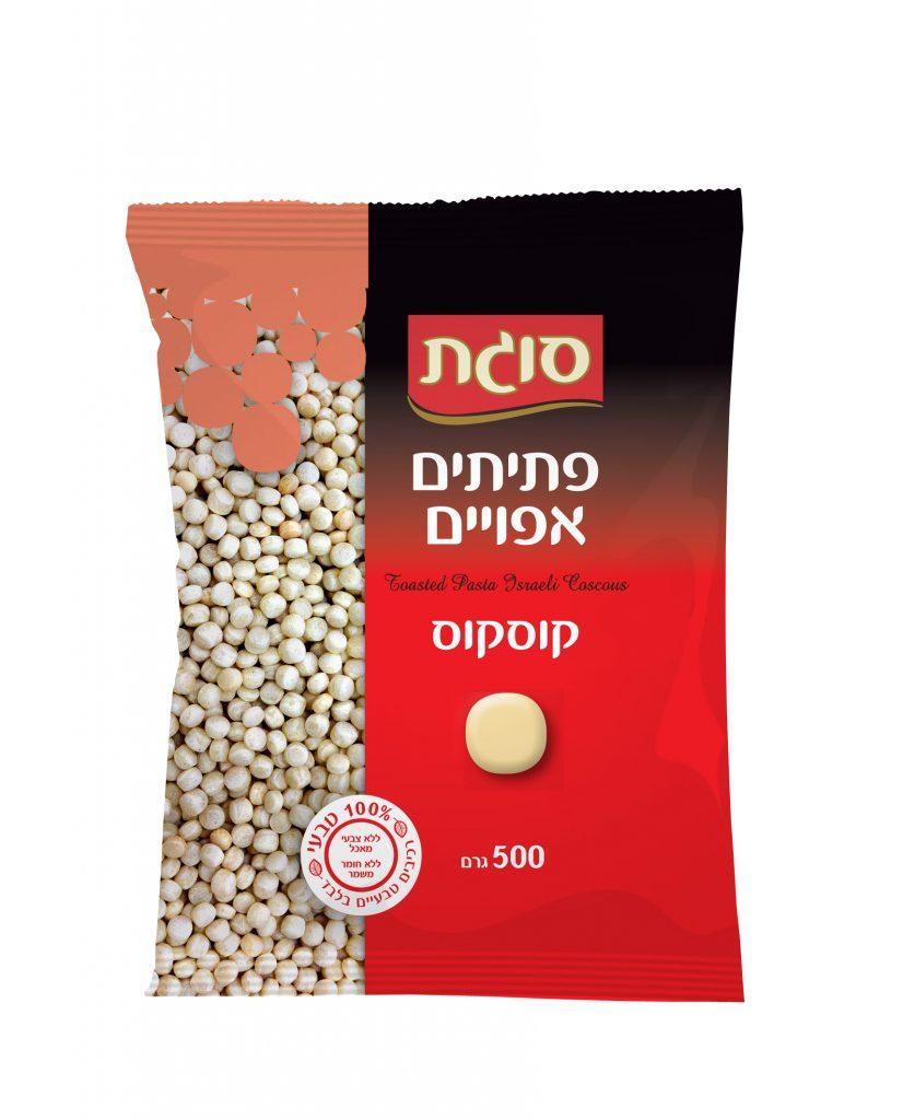 פתיתים אפויים קוסקוס