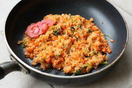 אורז עם עגבניות
