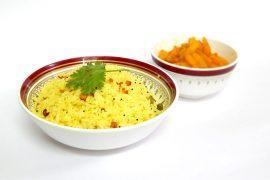 קדרת אורז עם עוף בקארי וצימוקים