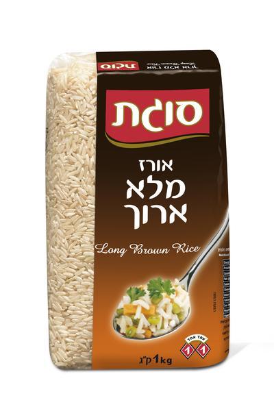 אורז מלא ארוך