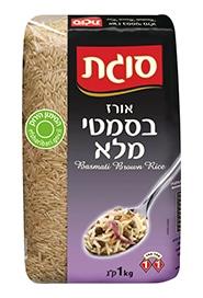 אורז בסמטי מלא