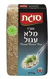 אורז מלא עגול