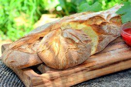 אופים עם קומרובסקי - לחם איטלקי