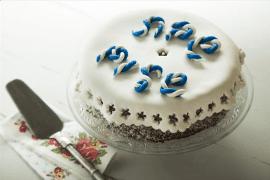 בצק סוכר - עוגה מעוצבת לשבת