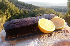 עוגת שוקולד בניחוח תפוזים