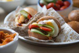 צ'רשי - ממרח תוניסאי של ירקות כתומים