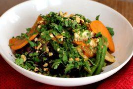 תבשיל דג בקארי וחלב קוקוס