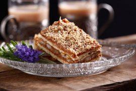 באנופי: עוגת ביסקוויטים הודית