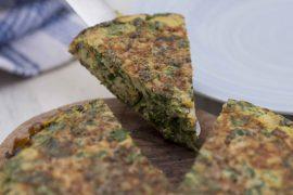 קוקו סבזי: חביתת ירק פרסית