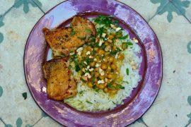 מתכון לפסח: עוף בקארי הודי