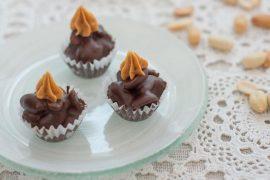 חטיפי שוקולד-בוטנים
