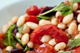 סלט איטלקי של שעועית בובס | שף אבי ביטון