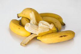 סופגניות במילוי בננה