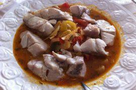 מרק דגים הונגרי לחג השבועות