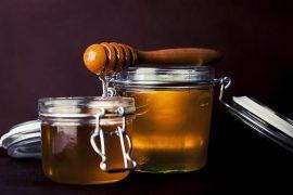 חלה עם דבש