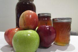 עוגת תפוח בדבש לראש השנה