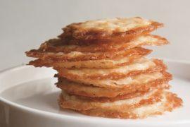 עוגיות גבינת מסקרפונה ולימון