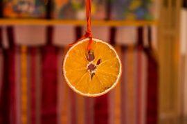 עוגת חומוס בניחוח תפוז