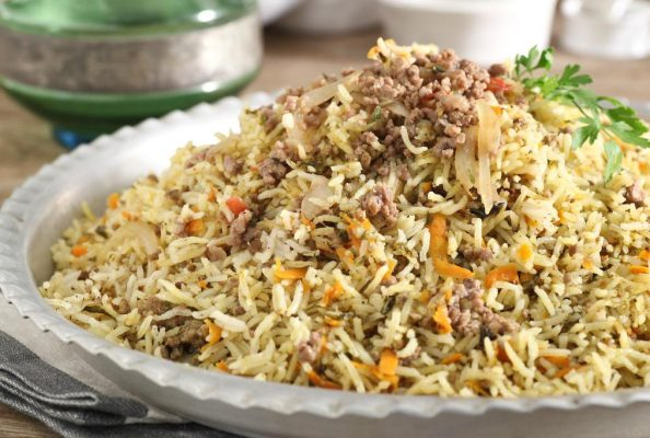 אורז חגיגי: מתכונים לחג עם כל סוגי האורז