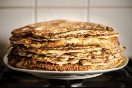 כרמסלאך - פנקייקים לפסח מהמטבח המזרח אירופאי
