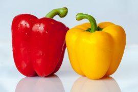קינואה עם ירקות צבעוניים