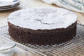 עוגת שוקולד ותבלינים