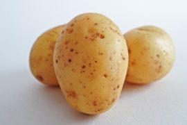 תפוחי אדמה ממולאים סלט טופו