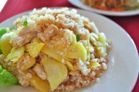 אורז ותזונה