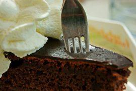 עוגת שוקולד לפסח