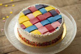 בצק סוכר: איך מעצבים עוגת שתי וערב חגיגית - מתכונים