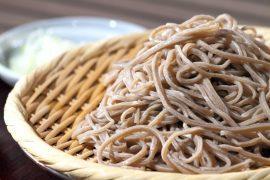מרק אטריות סובה יפני