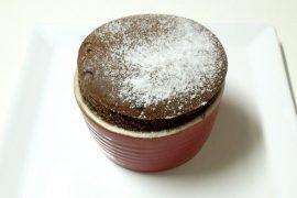 סופלה שוקולד טעים, קליל וקל להכנה
