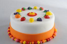 בצק סוכר: כל אחד יכול לעצב עוגות מרהיבות