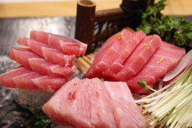 טונה אדומה ברוטב עגבניות לראש השנה