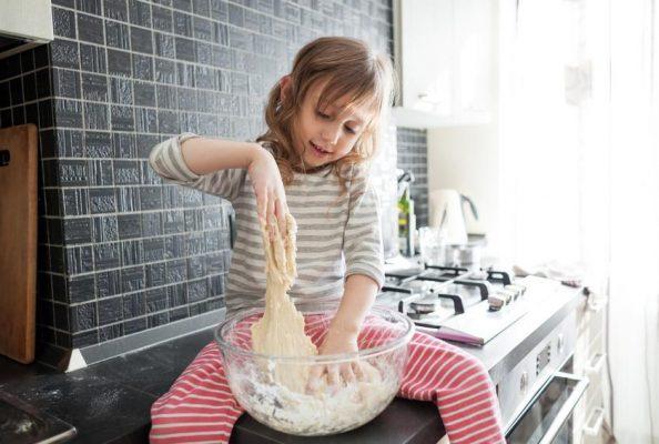 חופשת קיץ: ילדים מבשלים