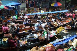 טיול קולינרי בתאילנד