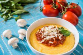 נפלאות הפולנטה: סוד קמח התירס האיטלקי