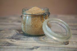 עדיף לצרוך סוכר טבעי