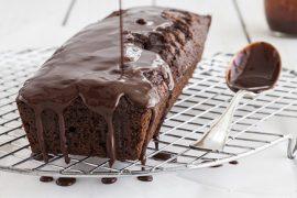 עוגת שוקולד בחושה עם נגיעת צ'ילי