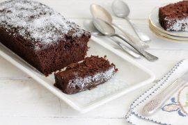עוגת שוקולד פרווה טבעונית