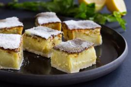 עוגת חיתוכיות מוחיטו
