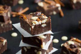בראוניז שוקולד, בייגלה ופקאנים