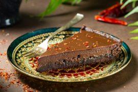 פאי שוקולד וריבת צ'ילי