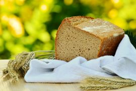 לחם כוסמין ללא לישה