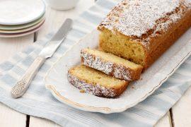עוגה בחושה עם קלמנטינות