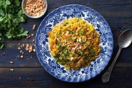 ביריאני: אורז הודי חגיגי