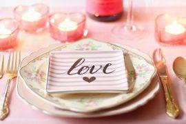 5 מתכונים רומנטיים