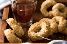 עוגיות עבאדי ביתיות מ-5 רכיבים