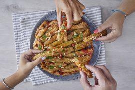 מלפוף: עוגה של כרוב ממולא באורז